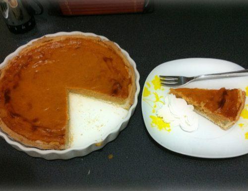 Quella volta della pumpkin pie