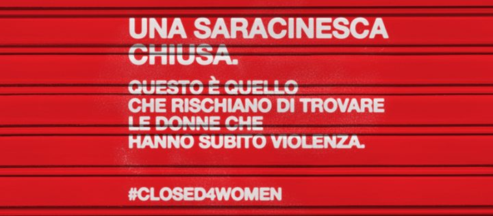 #closed4women