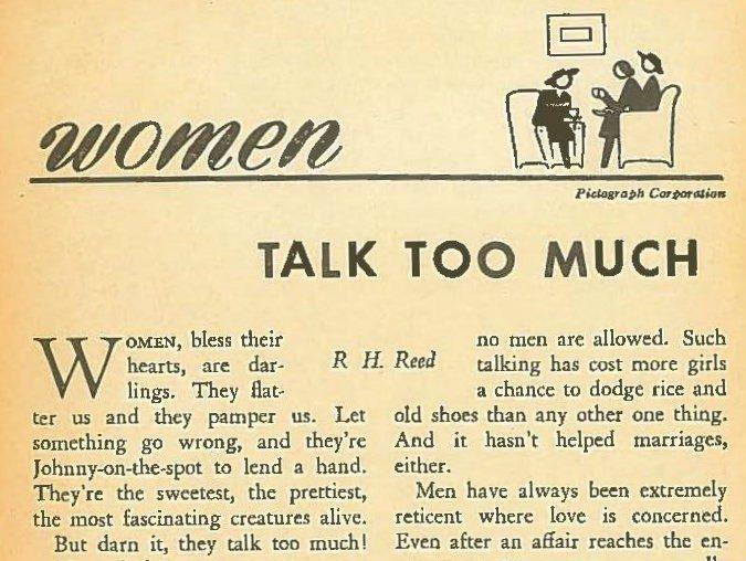 """""""Donne per un nuovo Rinascimento"""", o del femminismo borghese"""